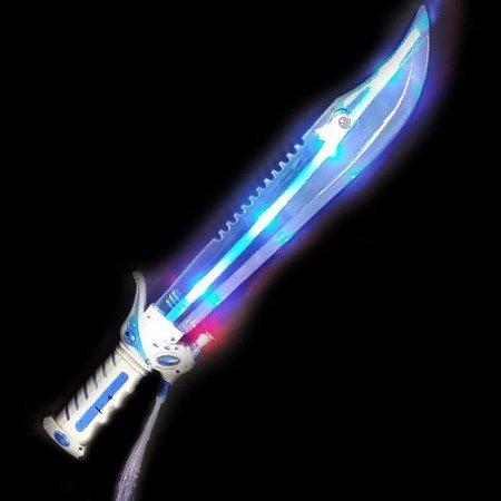 GLOW Light-up Shark Sword w/ Sound