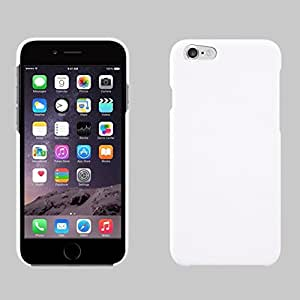 MAXTREND Thinnest Leather Case for iPhone 6 (White)