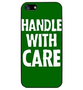 Handle with Care - Funda Carcasa para Apple iPhone 4 / iPhone 4SAmplifier Marshall