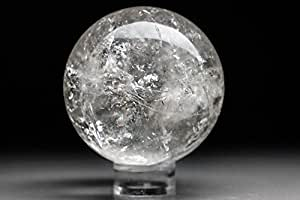 Astro Gallery Of Gems Quartz Sphere - 340. 3 Grams