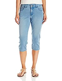 Women's Ultra Soft Denim Capri Jean