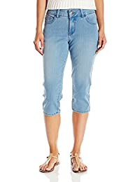 Riders by Lee Indigo Women's Ultra Soft Denim Capri