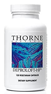 Thorne Research - Deproloft-HF - Botanical Supplement for Mood and Stress Management - 120 Vegetarian Capsules