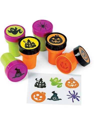 Halloween Mini Stampers (Halloween Mini Books)