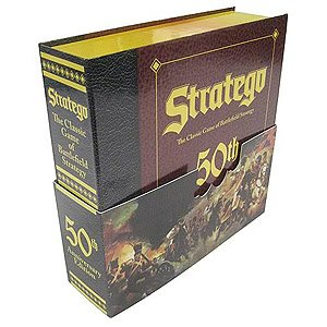 Stratego Deluxe 50th Anniversary Edition by Spin Master Games