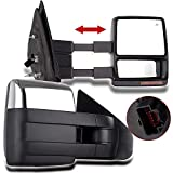 SCITOO Towing Mirrors fit 2007-2014 Ford F150