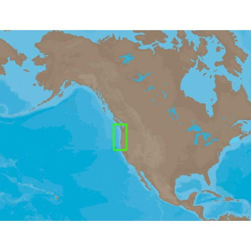 (C-Map NT+ NA-C606 - Coos Bay To Cape Flattery, Bathy Consumer Electronics)