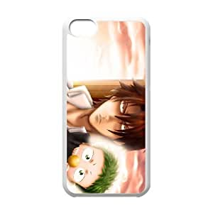 Blue Exorcist iPhone 5c Cell Phone Case-White AMS0666171
