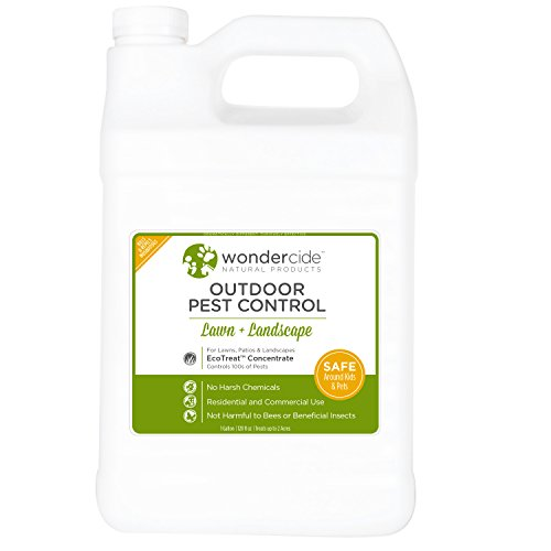 Wondercide EcoTreat - Natural Outdoor Pest Control Concentrate - 1 gal by Wondercide