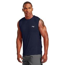 Under Armour Men's HeatGear® ArmourVent™ Sleeveless Training T-Shirt