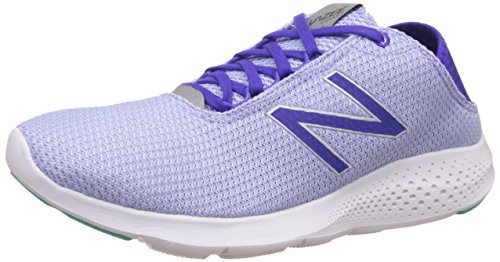 New Balance Womens Coast V2 Purple and White Running Shoes - 5.5 UK/India (38 EU) (7.5 US)