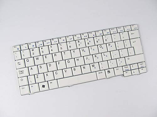 KinFor Product,Laptop Keyboard for Acer Aspire One ZG5 ZG6 ZA8 ZG8 KAV10 KAV60 Series + Clear Protector Cover (Keyboard Acer Zg5)