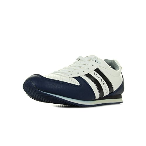 Versace Jeans Sneaker Uomo DisA3 Saffiano E0YPBSA3MH4, Turnschuhe