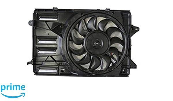 TYC 624100 Cooling Fan