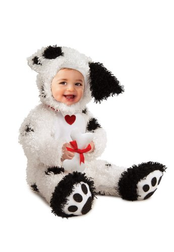 Dalmatian Dog Baby Costume (Dalmatian Halloween Costume For Baby)