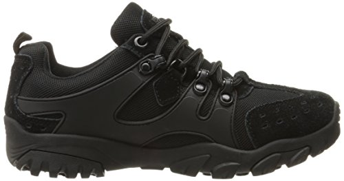 MOHEM Titans Casual Trail Sneakers Outdoor Hiking Shoes For Men Black xpHrbyO