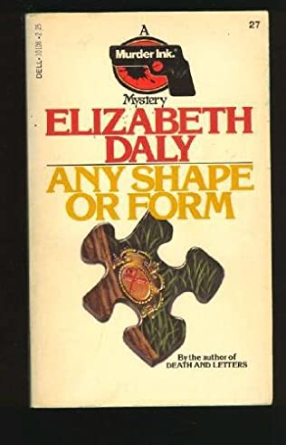 book cover of Any Shape Or Form