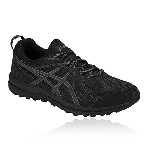 Frequent Black Chaussures Running Homme Trail Asics de Yq6x11d