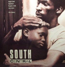 South Central Laser Disc Movie, Glenn Plummer (Laserdisc) from Laser Disc