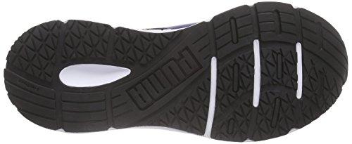 Puma Axis V4 SL Jr Unisex-Kinder Low-Top Schwarz (black-surf the web 05)