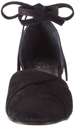 Hudson Women's Nena Strapping Pumps Black (Black 01) 8j27b
