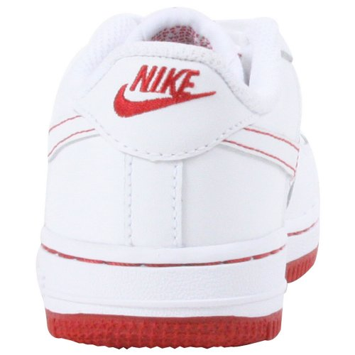 Varsity Force Air 1 Red Nike Infant White Toddler ZHYndwxq