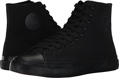 PF Flyers Men's PM17AM3F, Black, 9 D US (Pf Flyers Classic Shoes)