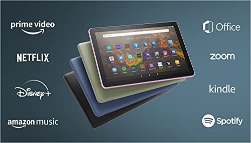 All-new Fire HD 10 tablet, 10.1\