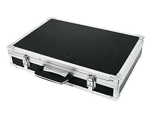 Effector-Case, Innenmaß: 44cm x 30cm x 7cm, schwarz - Effektgerät-Case - klangbeisser
