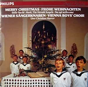 merry christmas frohe weihnachten by vienna boys 39 choir. Black Bedroom Furniture Sets. Home Design Ideas
