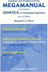 Genetics Solutions and Problem Solving MegaManual Paperback