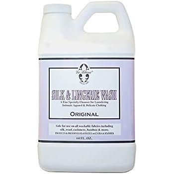 Le Blanc® Original Floral Fusion Silk & Lingerie Wash - 64 FL. OZ, One Pack