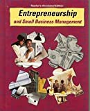 Entrepreneurship and Small Business Management, Meyer, Earl C. and Allen, 0026751216
