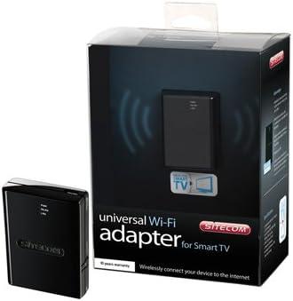 Adaptador inalámbrico Wifi wi-fi Universal para Smart TV tele Television: Amazon.es: Electrónica