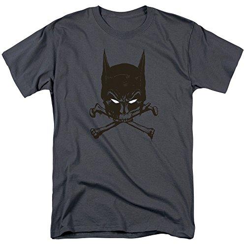 Batman DC Comics Bat And Bones Adult Mens T-Shirt Tee