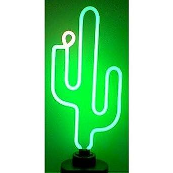 Amazon.com: Cactus Neon Sculpture - by Neonetics