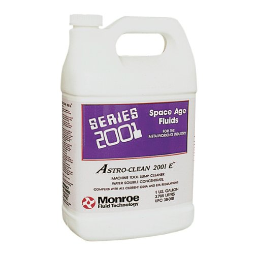 MONROE ASTRO-CLEAN E174;Citrus Solvent Degreasers - Container Size: 1 Gallon Bottle MFR : 55-104 ()
