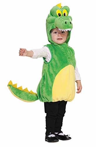 Child Cuddlee Crocodile Costume Toddler size 2-4 ()