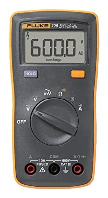 Fluke 106 Handheld Digital Mini Multimeter