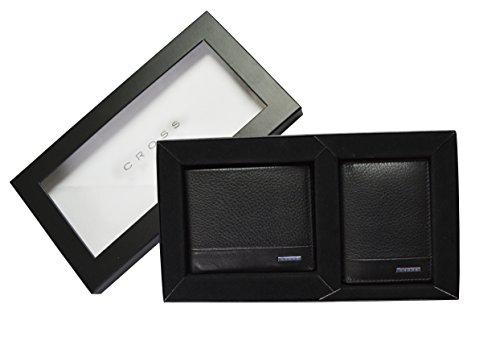 cross-men-leather-combo-wallet-slim-credit-card-wallet-folded-id-card-case-black