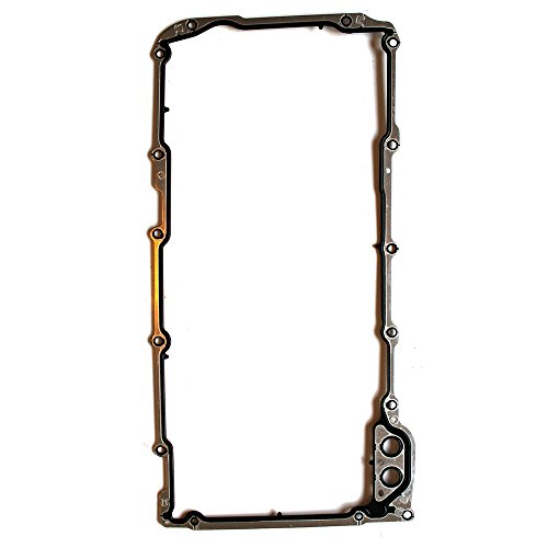 (SCITOO Compatible with Oil Pan Gasket Kit, fit 1998-2015 Chevrolet GMC Hummer Pontiac 4.8L 6.2L5.3L Engine Oil Pan Gaskets Automotive Replacement Gasket Sets)