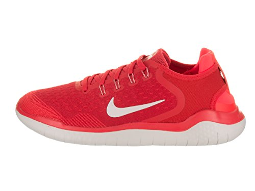 Men's Nike Shoe Speed Running Grey Vast Red 2018 Rn Free AqSwdqOP