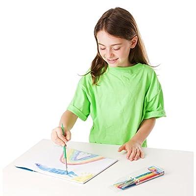 Melissa & Doug Fine Paintbrushes - Set of 4: Melissa & Doug: Toys & Games