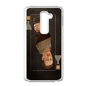 LG G2 Cell Phone Case White_Heisenberg Card TR2293979