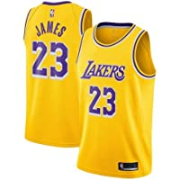 NBA Lakers James Icon Swingman Jersey…