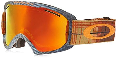 Oakley OO7045-21 O2 XL Eyewear, Copper Rhone, Fire Iridium Lens by Oakley