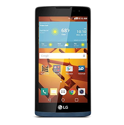 LG Tribute 2 LS665 Boost Mobile Cellular Smart Phone (Lg Boost Mobile Cell Phones)