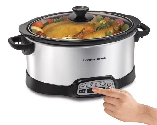Buy hamilton beach slow cooker