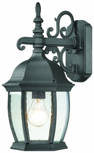 Thomas Lighting SL92287 Covington Outdoor Wall Lantern, - Wall Covington Outdoor