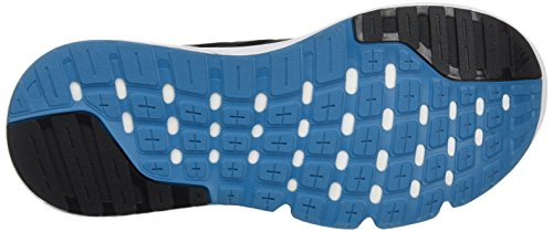 Adidas Mujeres Galaxy 4 W, Negro / Azul Negro / Azul